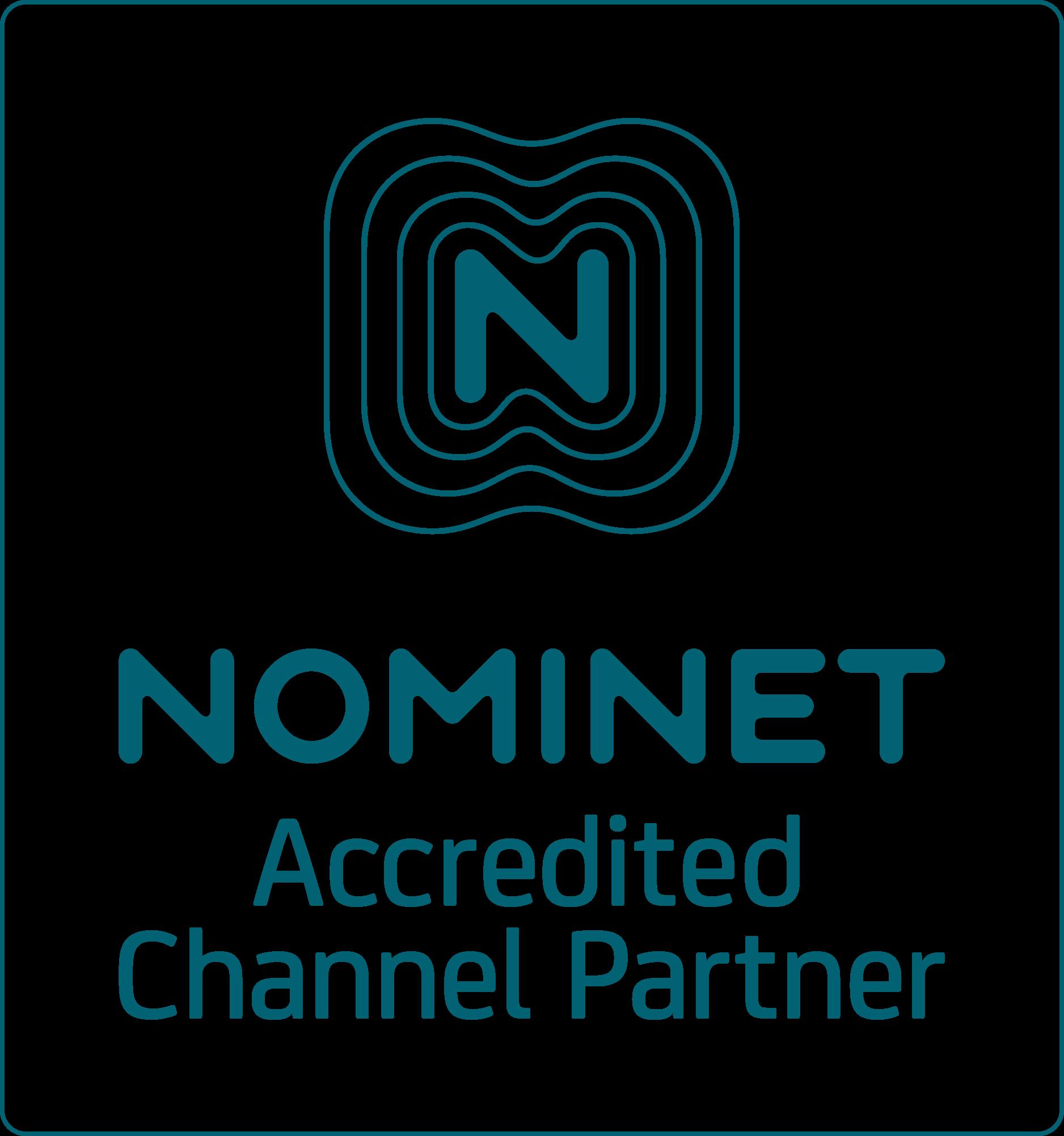 Image result for nominet logo registrar